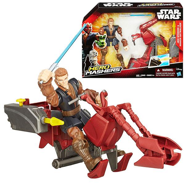 Hasbro Star Wars B3831 Звездные Войны Лихачи (в ассортименте) hasbro star wars star wars b3827 звездные войны набор битвы в ассортименте