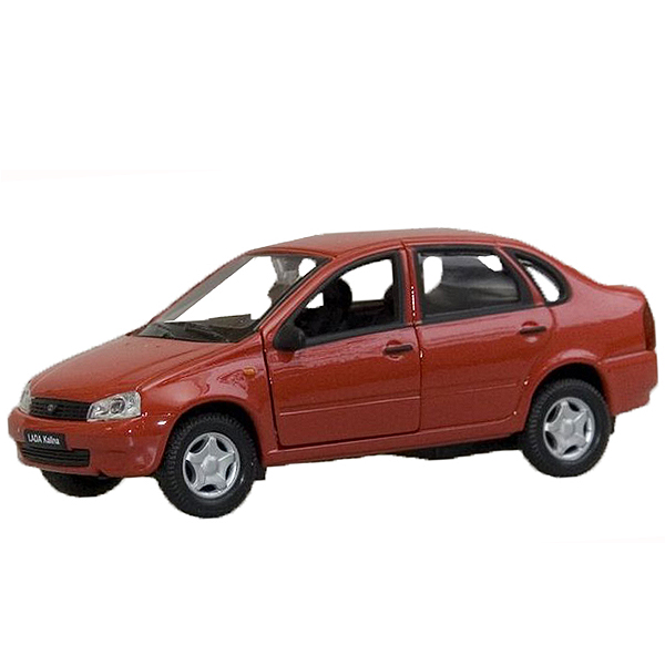 Welly 42383 Велли Модель машины 1:34-39 LADA Kalina welly 42377ry велли модель машины 1 34 39 lada 2108 rally