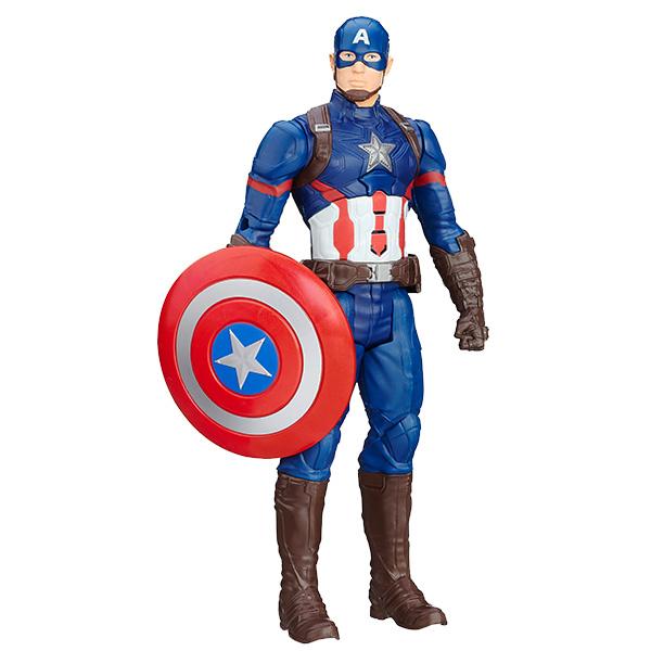 Hasbro Avengers B6176 Интерактивная фигурка Первого Мстителя