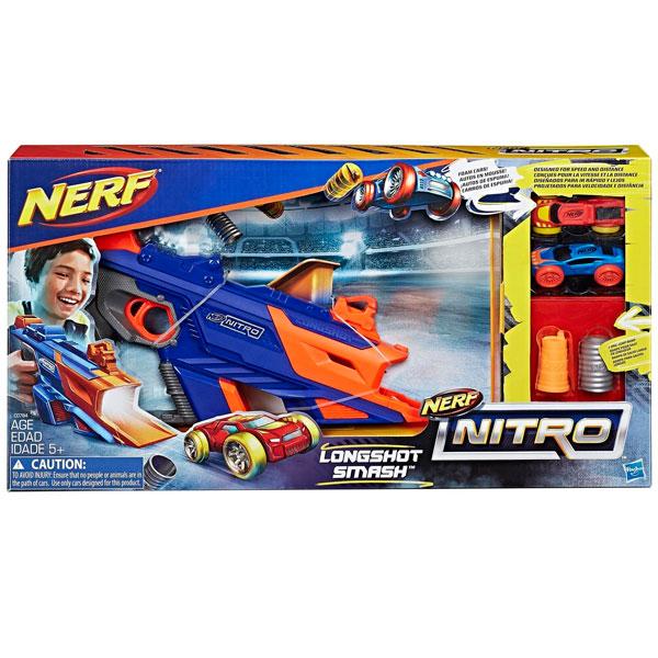 Hasbro Nerf Nitro C0784 Нерф Нитро Лонгшот