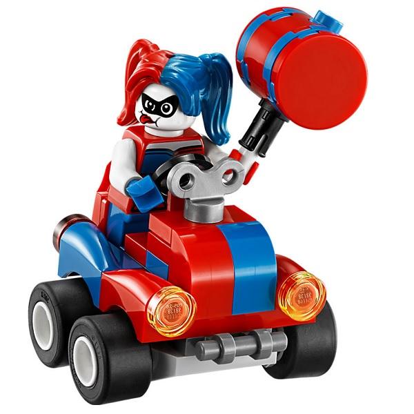 Lego Super Heroes Mighty Micros 76092 Конструктор Лего Супер Герои Бэтмен против Харли Квин