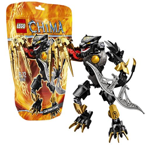 Лего Legends of Chima 70208 ЧИ Пантар