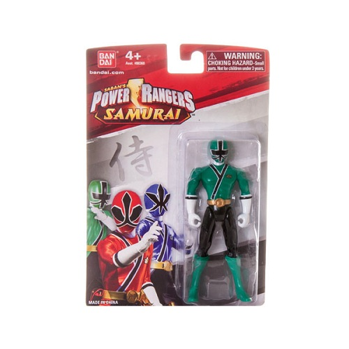 Power Rangers Samurai 88360 Пауэр Рейнджерс Фигурка самурая 10 см в спец. Блистере