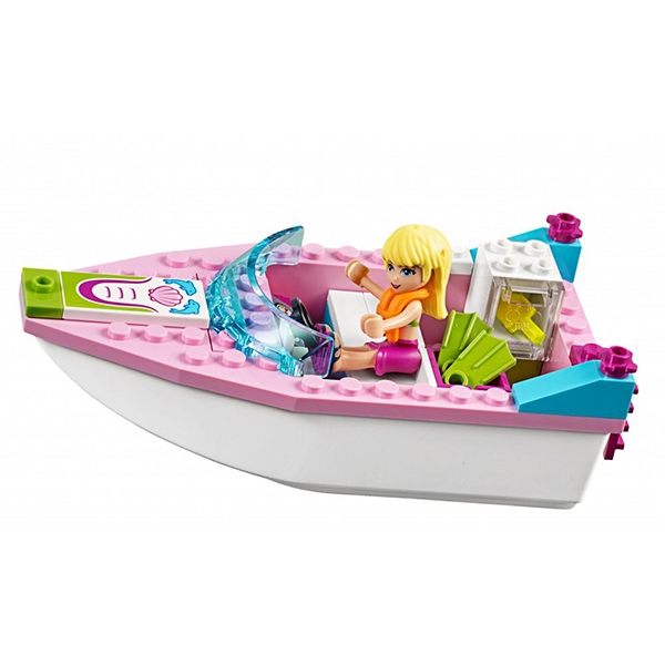 Lego Juniors 10747 Лего Джуниорс День на пляже с Андреа и Стефани