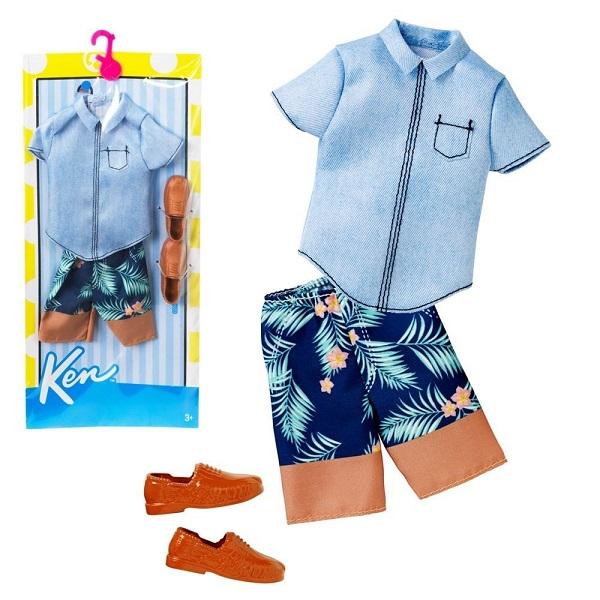 Mattel Barbie DWG76 Барби Наряд для Кена мышь a4tech xl 750bk usb green fire