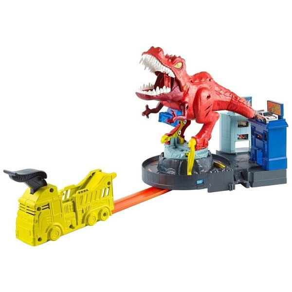 Mattel Hot Wheels GFH88 Хот Вилс Яростный Ти-рекс