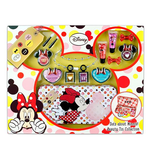 Markwins 9605451_9 Minnie Набор детской декоративной косметики с пеналом