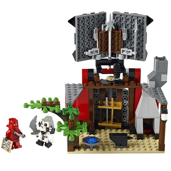 Lego Ninjago 2508 Конструктор Лего Ниндзяго Кузница