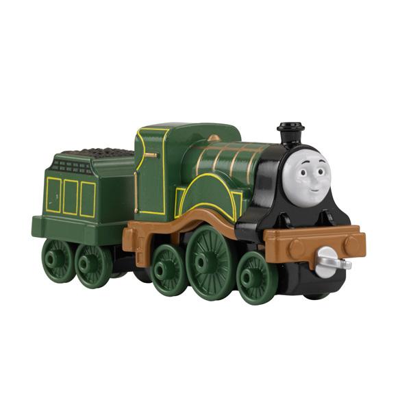 Thomas & Friends BHR71 Томас и друзья Паровозик Эмили с прицепом
