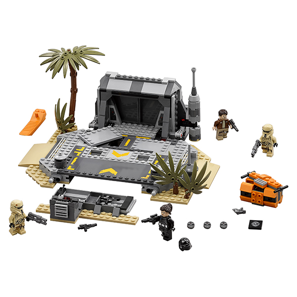 Lego Star Wars 75171 Конструктор Лего Звездные Войны Битва на Скарифе