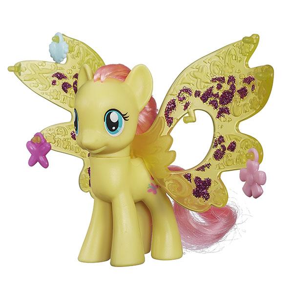 Hasbro My Little Pony B0358 Пони Делюкс с волшебными крыльями (в ассортименте) hasbro play doh игровой набор из 3 цветов цвета в ассортименте с 2 лет
