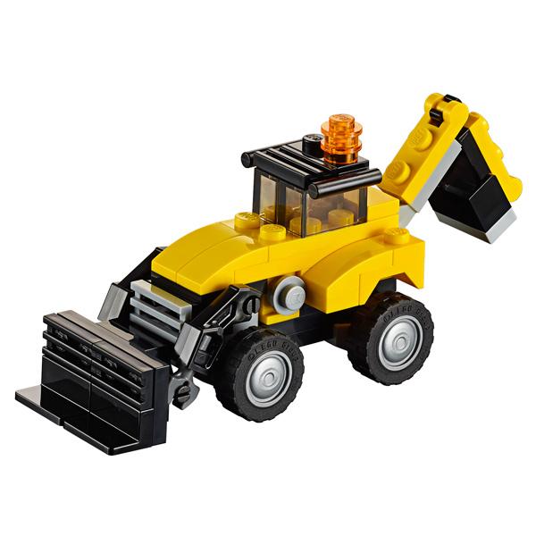 Конструктор Lego Creator 31041 Конструктор Строительная техника