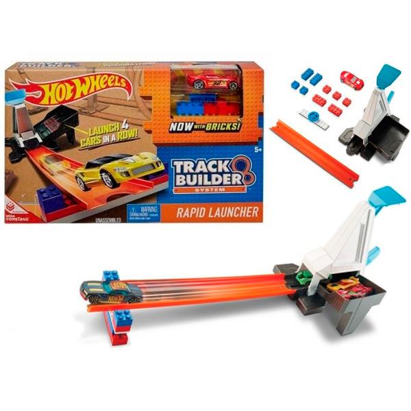 Mattel Hot Wheels DWW94 Хот Вилс Стартовый набор конструктора трасс