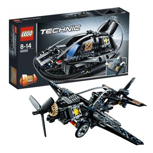 Конструктор Lego Technic 42002 Лего Техник Транспорт на воздушной подушке