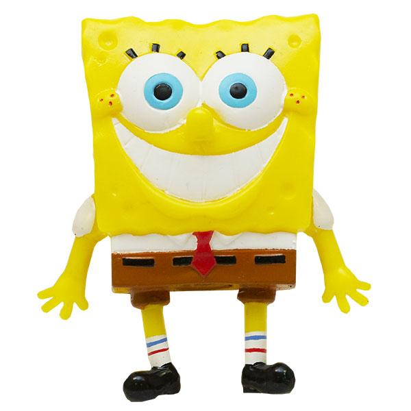 SpongeBob EU690300 Игрушка-антистресс 9 см (в ассортименте)