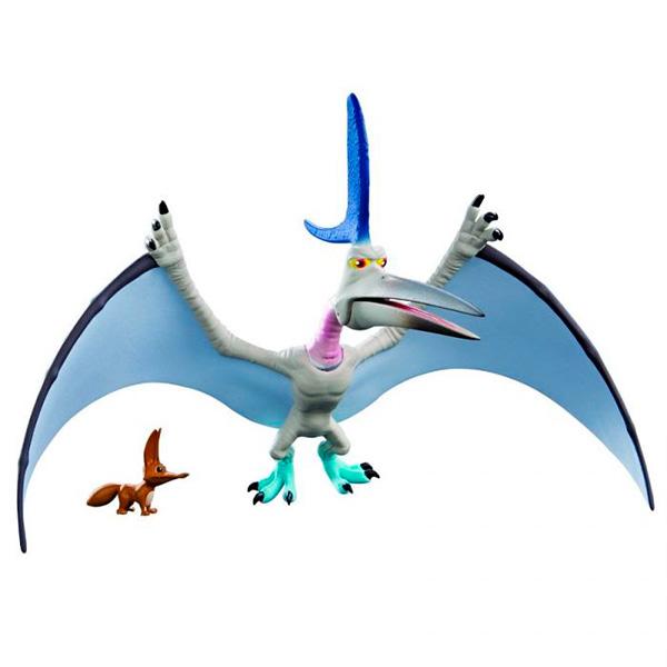 Good Dinosaur 62902 Хороший Динозавр Фигурка средняя базовая, в ассортименте
