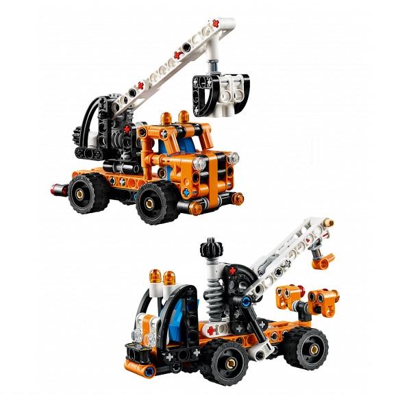 LEGO Technic 42088 Конструктор ЛЕГО Техник Ремонтный автокран