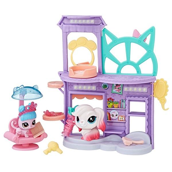 Hasbro Littlest Pet Shop C1202 Новый дисплей для петов игровой набор hasbro littlest pet shop зверюшка с волшебным механизмом 4 предмета от 4 лет а5130