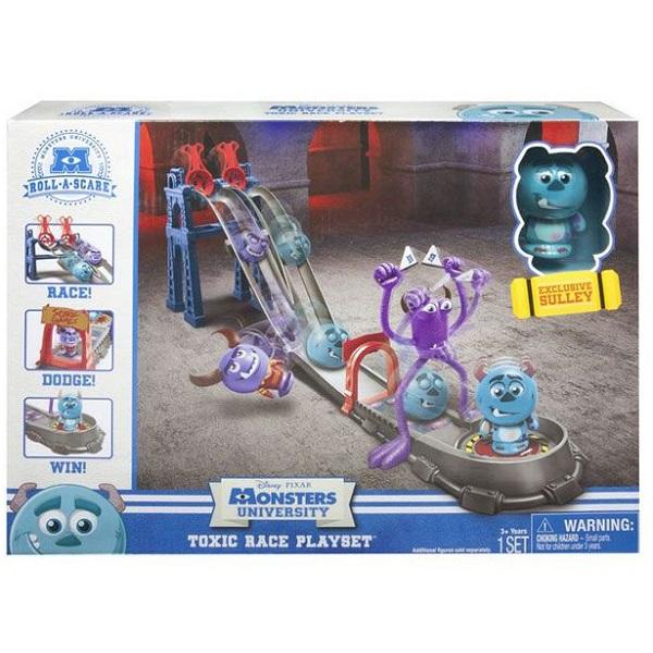 """Monsters U 87001 Университет Монстров Игровой набор """"Старт-финиш"""" с 1 монстром"""