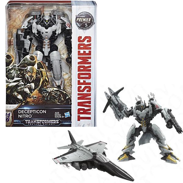 Hasbro Transformers C0891/C2405 Трансформеры 5: Вояджер Десептикон Нитро hasbro transformers c0889 c1328 трансформеры 5 последний рыцарь легион гримлок
