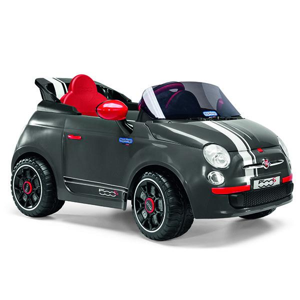 Детский электромобиль Peg-Perego ED1171 Fiat 500 S Grey