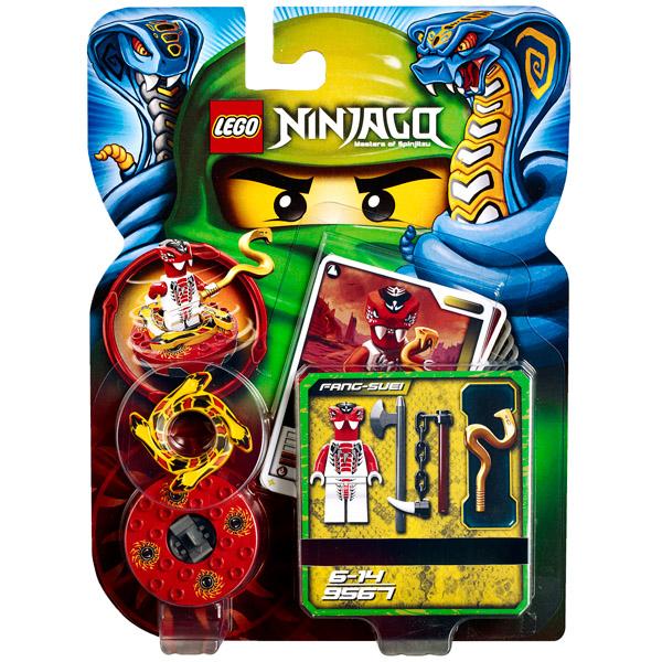Lego Ninjago 9567 Конструктор Лего Ниндзяго Фэнг-Суэй
