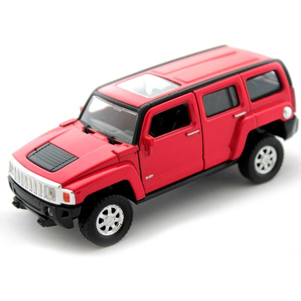 Welly 43629 Велли Модель машины 1:34-39 Hummer H3 машина welly hummer h3 43629