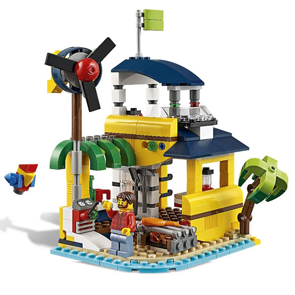 Lego Creator 31064 Лего Криэйтор Приключения на островах