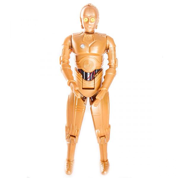 Star Wars Bandai 84547 Звездные Войны Яйцо-Трансформер Робот C3PO
