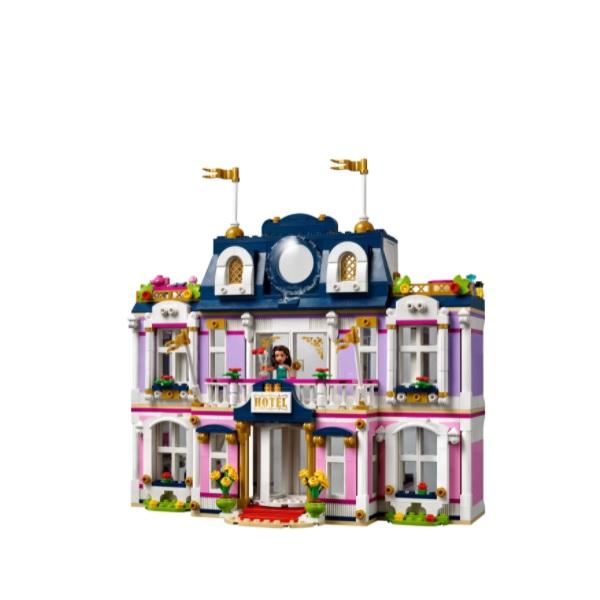 LEGO Friends 41684 Конструктор ЛЕГО Подружки Гранд-отель Хартлейк Сити