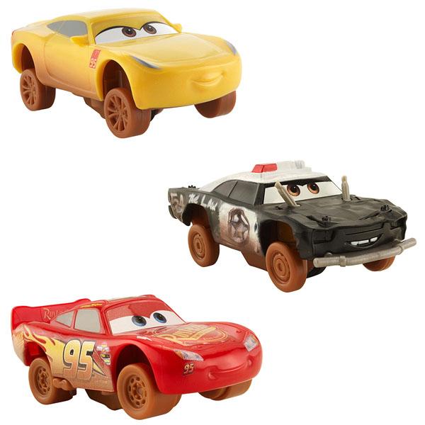 Mattel Cars DYB03 Машинки из Сумасшедшей восьмерки mattel cars dyb03 машинки из