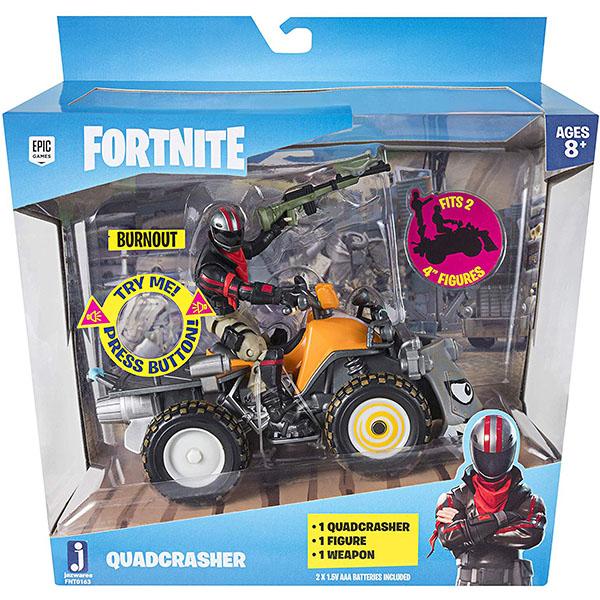 Fortnite FNT0163 Машина Quadcrasher