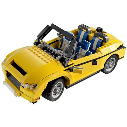 Конструктор Лего Криэйтор 5767 Конструктор Крутой круизер