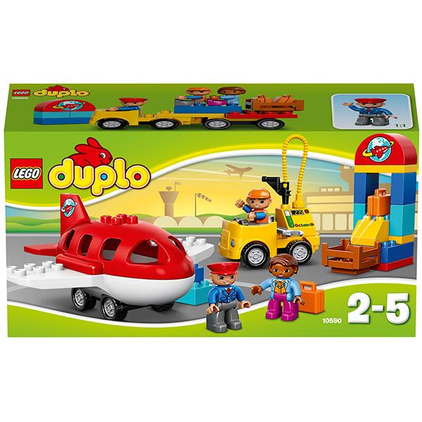 Lego Duplo 10590 Конструктор Аэропорт