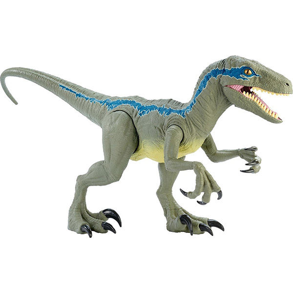 Mattel Jurassic World GCT93 Колоссальный велоцираптор Блю цены онлайн