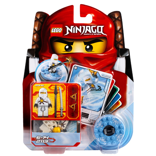 Lego Ninjago 2113 Конструктор Лего Ниндзяго Зейн