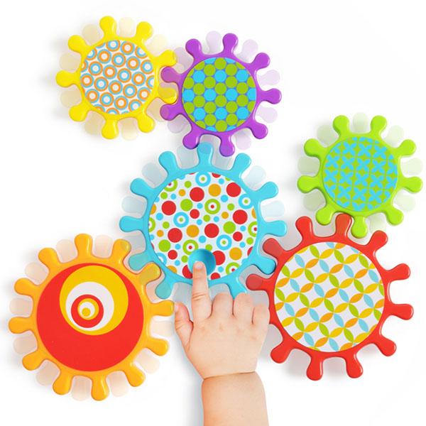 Happy Baby 330902 Набор игрушек MECHANIX сортер happy baby mechanix train 330903 4690624024979