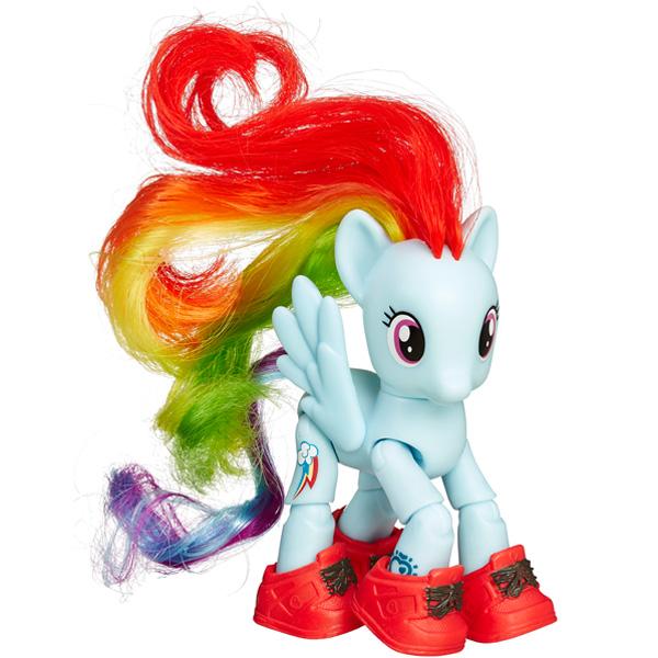 Hasbro My Little Pony B3598 Май Литл Пони Пони с артикуляцией (в ассортименте) hasbro my little pony my little pony a8330 май литл пони фигурка в закрытой упаковке в ассортименте