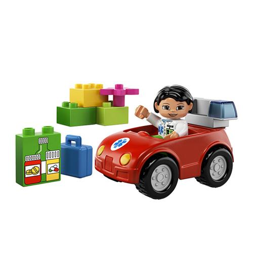 Lego Duplo 5793 Конструктор Машина медсестры