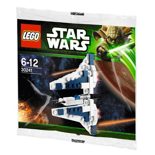 Lego Star Wars 30241 Конструктор Лего Звездные Войны Истребитель Гонтлит