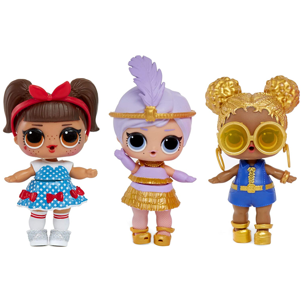 L.O.L. Surprise 571469 Куколка Confetti капсула