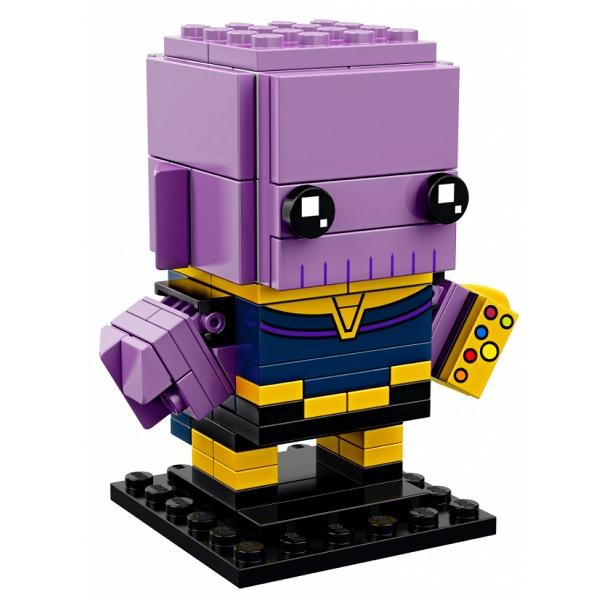 LEGO BrickHeadz 41605 Конструктор ЛЕГО БрикХедз Танос