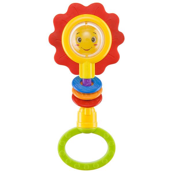 Happy Baby 330370 Погремушка FLOWER TWIST
