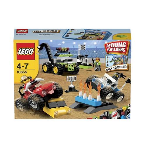 Конструктор Lego Creator 10655 Конструктор Грузовики-монстры