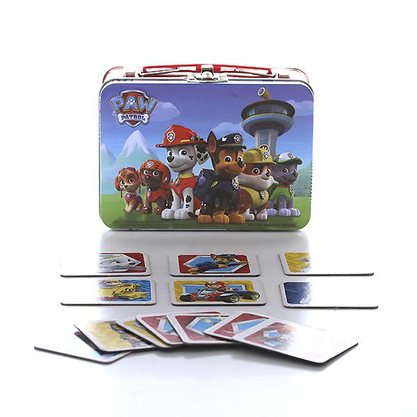 Paw Patrol 6028801 Щенячий патруль Мемори, 72 карточки spin master игра мемори щенячий патруль 72 карточки