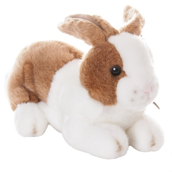 Aurora 25-302 Аврора Кролик коричневый 25 см aurora 25 301 аврора кролик белый 25 см