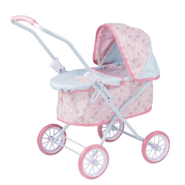 цены Zapf Creation Baby Annabell 1423479 Бэби Аннабель Коляска уютная, 2017