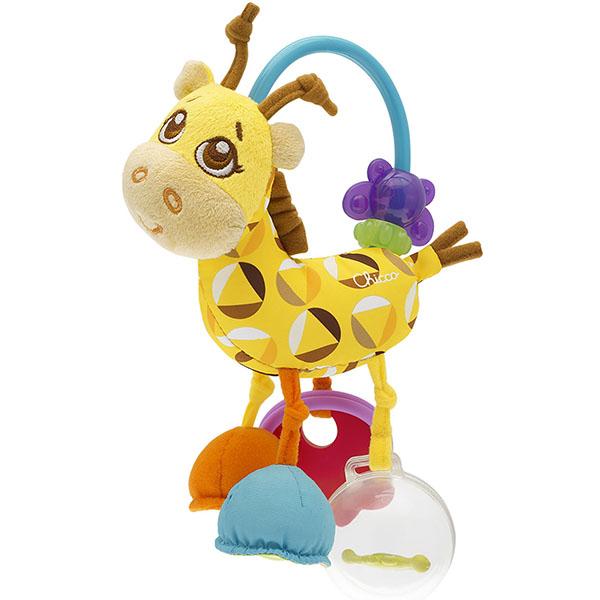 CHICCO TOYS 7157AR Игрушка развивающая Жираф