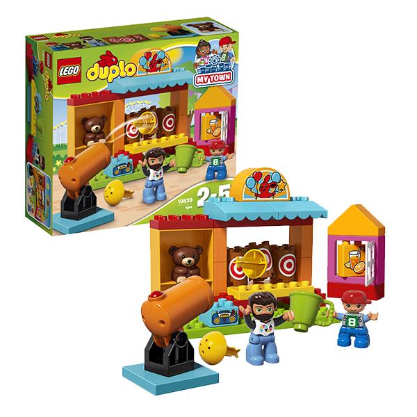 Lego Duplo 10839 Конструктор Лего Дупло Тир lego duplo 10839 лего дупло тир