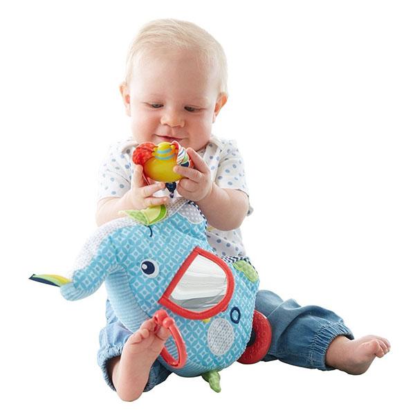 "Mattel Fisher-Price DYF88 Фишер Прайс Плюшевая игрушка ""Слоненок"""